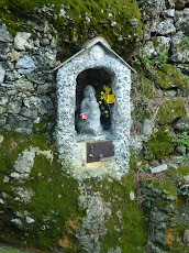 Beautiful shrines are everywhere in Italy