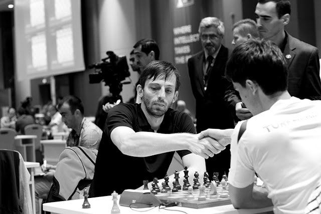 Copa del Mundo de Ajedrez 2015 - Grischuk - Atabayev