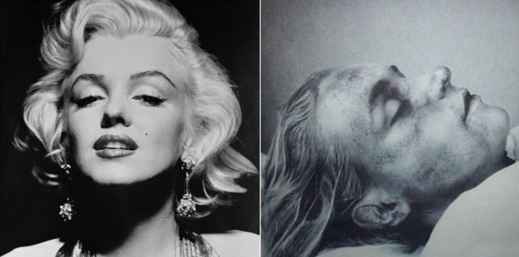 Citaten Marilyn Monroe Meninggal : Kisah tragis di balik foto mayat selebriti dunia