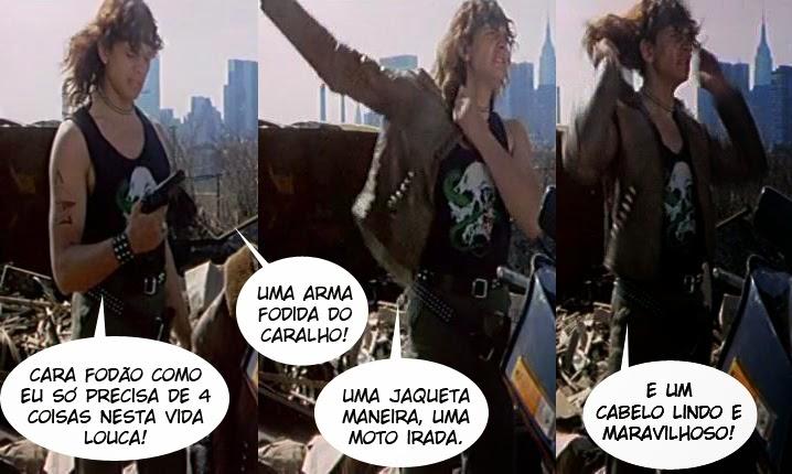 Francesco De Masi Fuga Dal Bronx