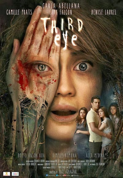 Third Eye (2014) DVDRip 400MB