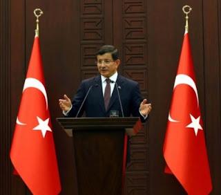 Davutoglu: Turqia e ka për detyrë të mbrojë kufijtë e saj