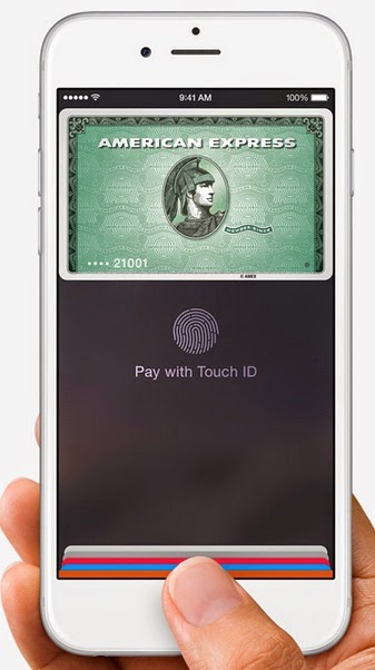 Apple Pay Payments with Touch ID