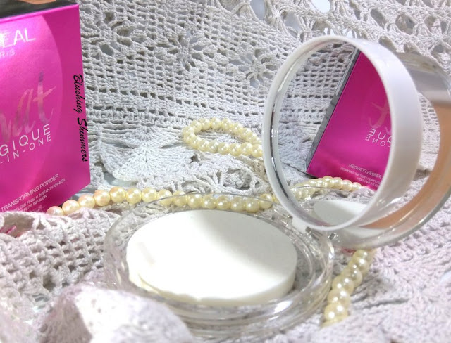 Loreal Mat Magique All-In-One Matte Transforming Powder Review