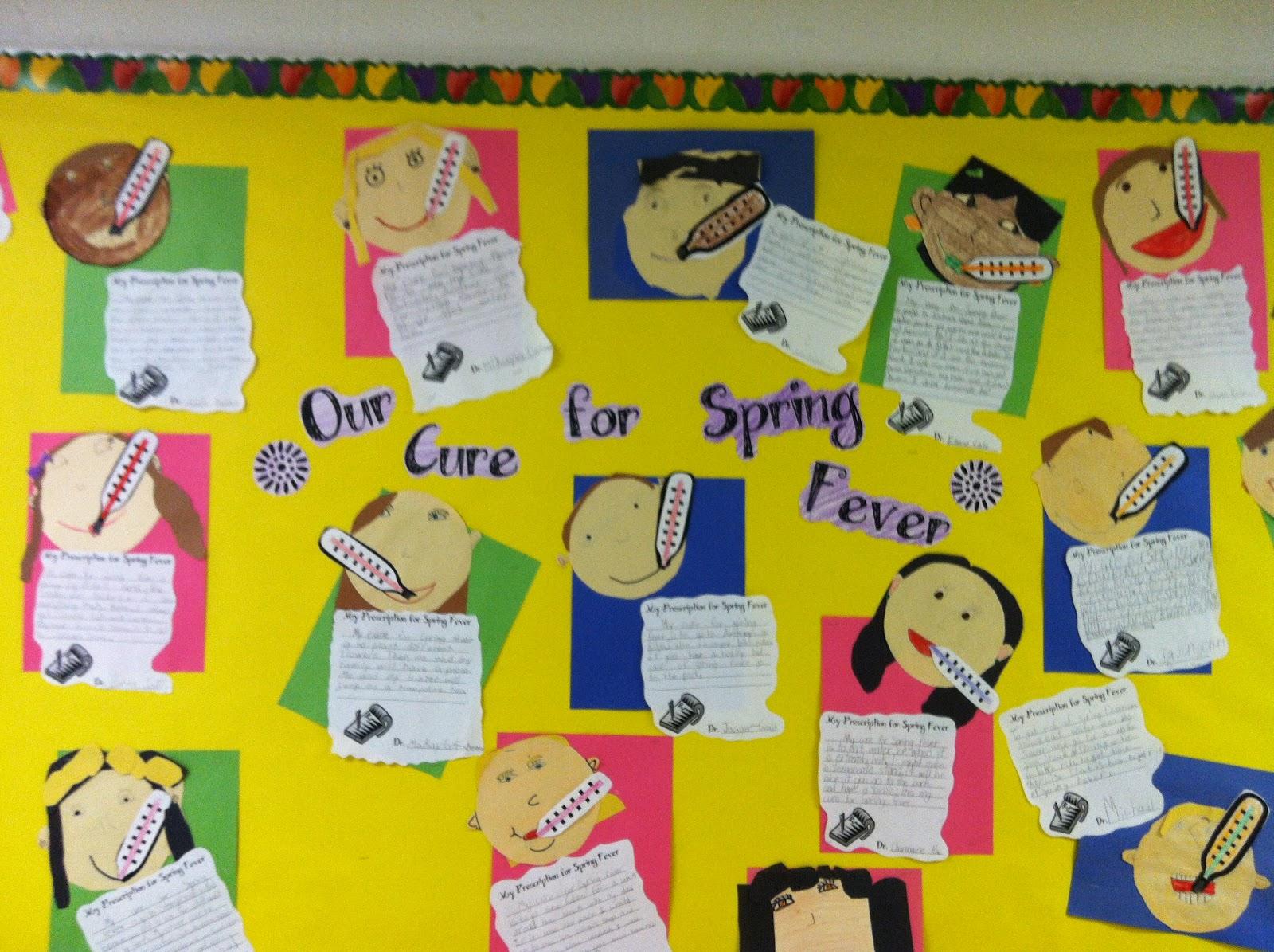 Showcasing Student Success: 2nd Grade - Writing Bulletin Board