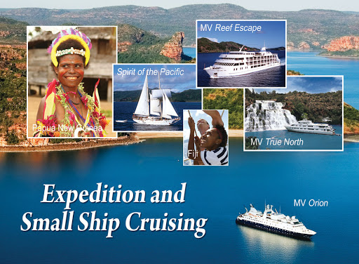 See Expedition Cruise Operators At London Cruise Show This