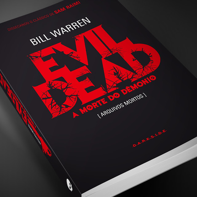 Evil Dead é dissecado em livro que reconta a história do clássico de Sam Raimi