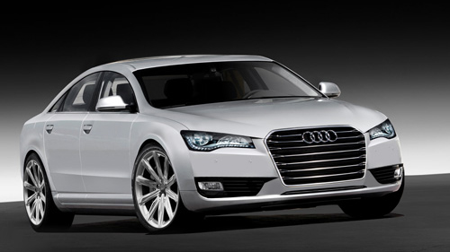 Car wallpapers Free Download: 2014 New Audi A8 Preview