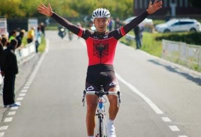 Il primo albanese della storia al Giro d'Italia: Eugert Zhupa [VIDEO]