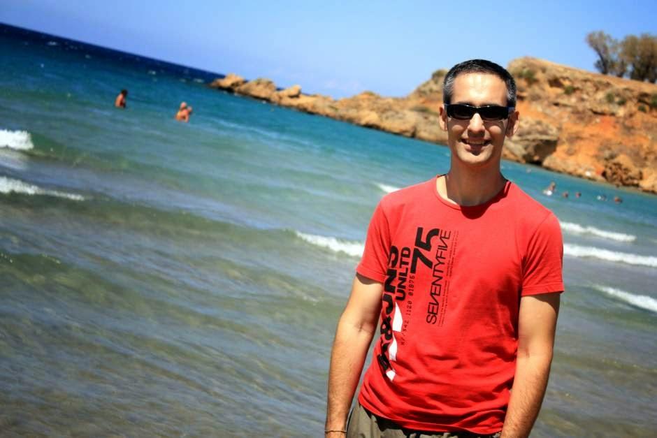 Agios Apostoli beach in Chania