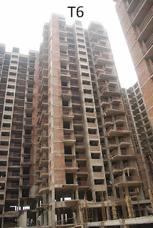 Amrapali La Residentia :: Construction Update t6