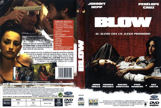 Blow Dvd