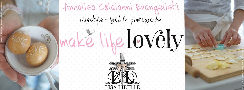 LISA LIBELLE - Annalisa Colaianni Evangelisti