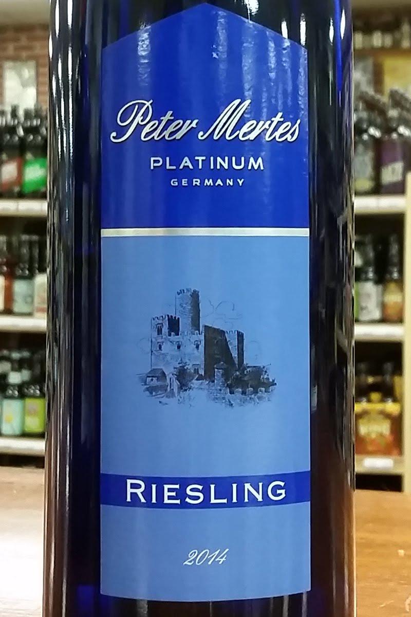 Peter Mertes Platinum Riesling 2014 Magnum Shannonu0027s