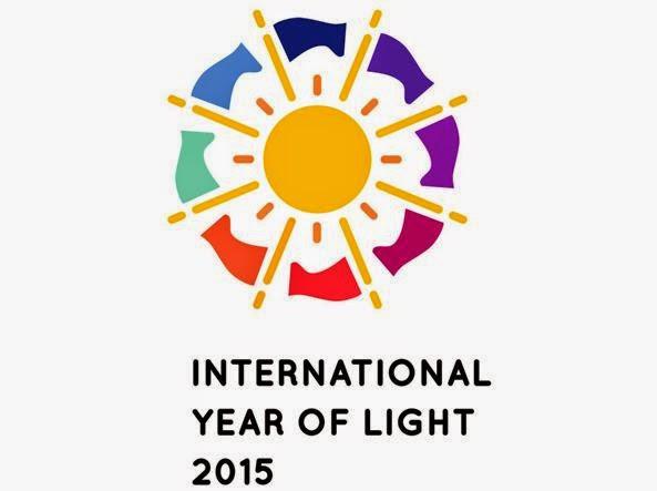Il simbolo dell'Anno internazionale della luce