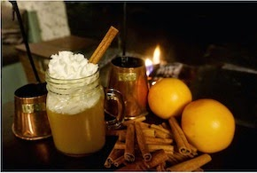 Cocktail of the Week: Hot Apple Crumble Cider