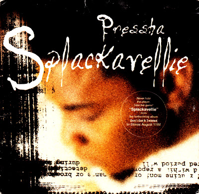 Pressha - Splackavellie-CDS-1998