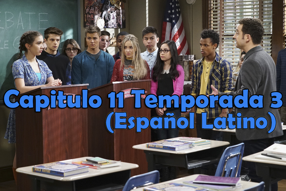 Capitulo 11 Temporada 3 Ya Disponible Español Latino!