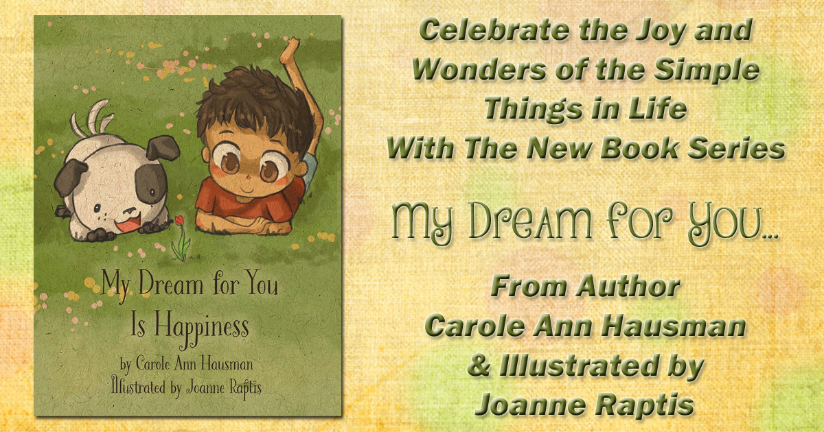34f222853cc Giveaway - New Book Series For Children That Celebrates the Joy and Wonders  of the Simple Things in Life - ends 10 24 15 US