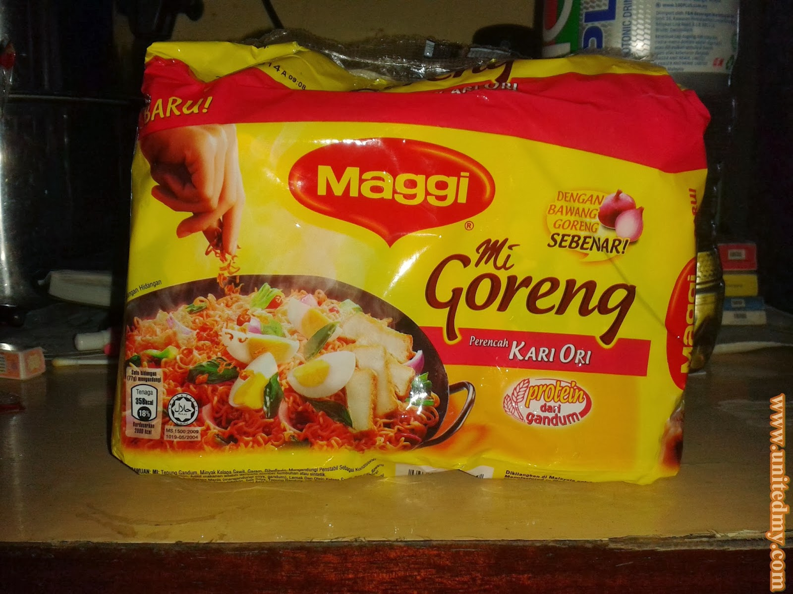 Maggi and Mamee instant noodle malaysia