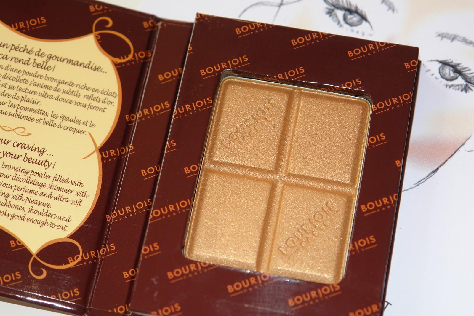 New Bourjois Délice de Poudre bronze powders, beauty, Bourjois, bronzer, make up, review, swatches, blog, UK blogger, Bourjois Délice de Poudre DUO, Bourjois Délice de Poudre Or