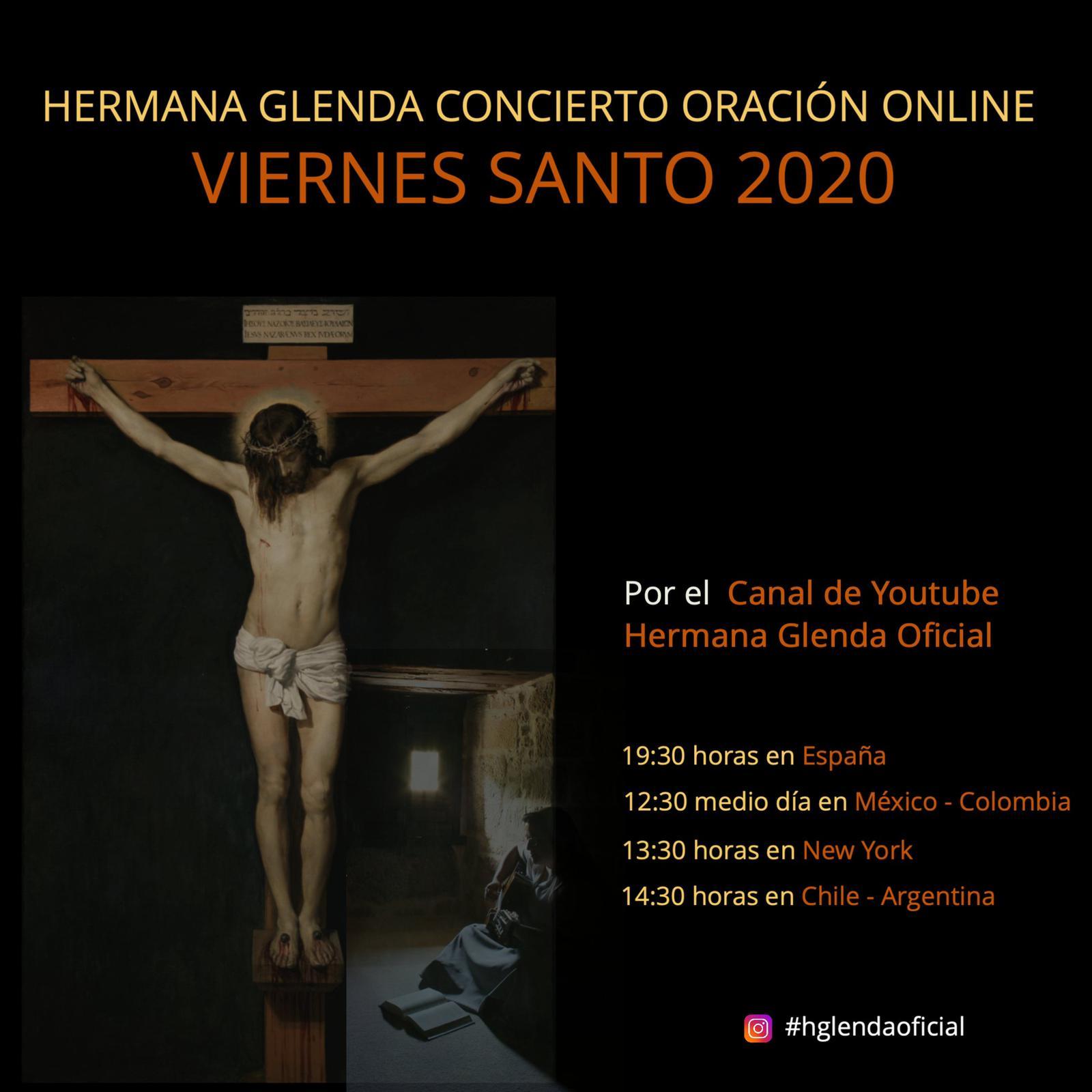 Concierto Oración Online - Viernes Santo