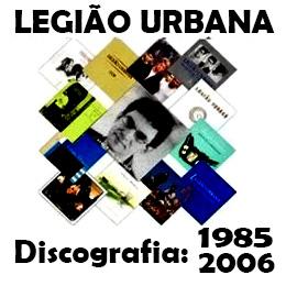 Baixar Discografia: Legião Urbana (1985 – 2004) Gratis