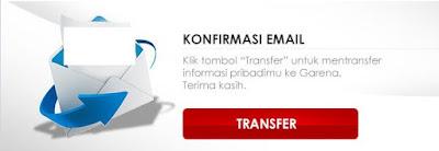Transfer Akun PB Garena Indonesia