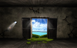 free hd images of fantasy door for laptop