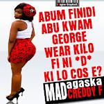 MADAGASKA - CREDDY F