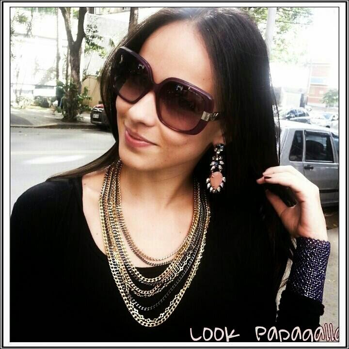 Blogueira Lívia Giovarnadi para Papagalla