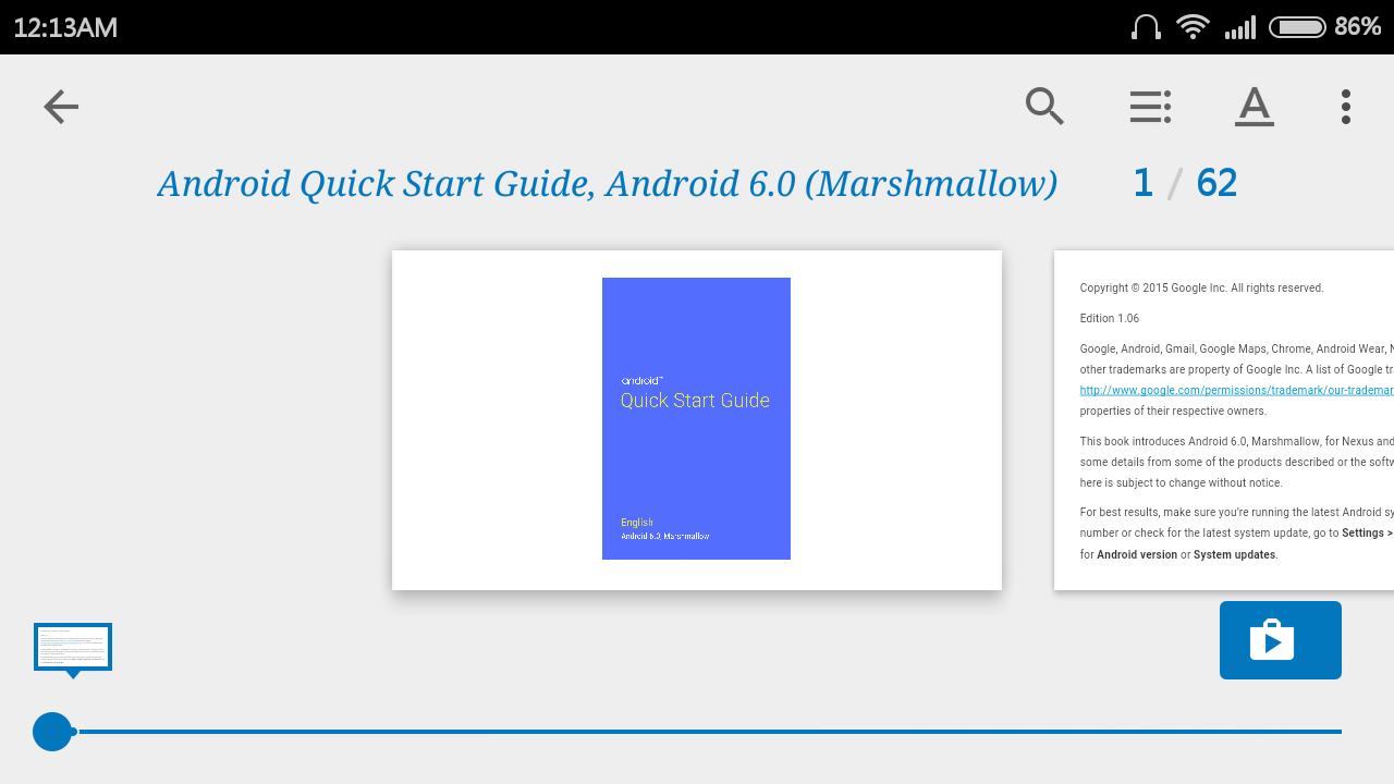 how to read google play books on windows 10