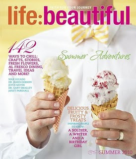 Life: Beautiful Magazine