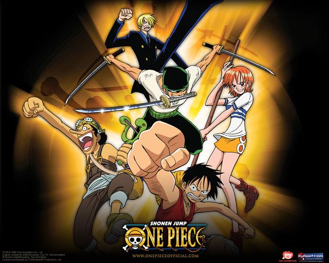 One Piece Cover shonen jump