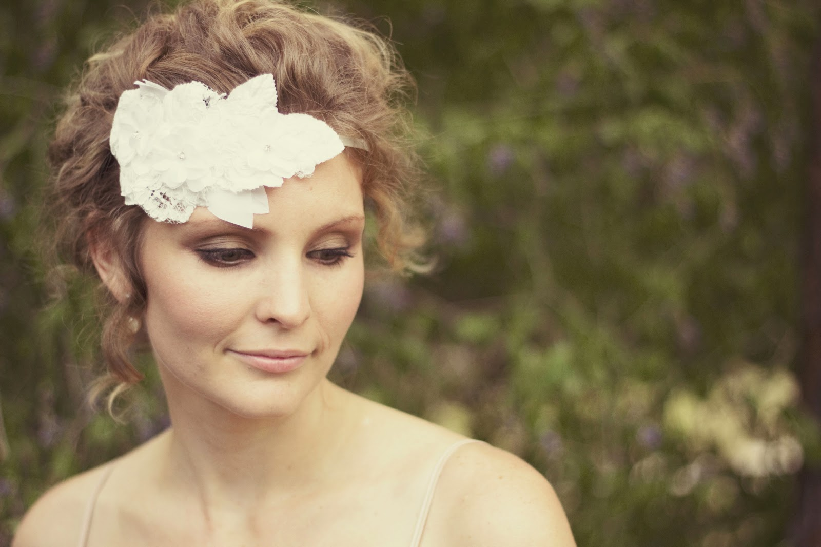 Grace Designs Canberra Etsy Seller Wedding Hair Accessories