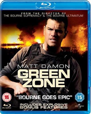 Green Zone 2010 Hindi Dubbed English Dual BRRip 300MB
