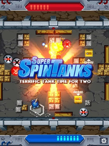 Super Spin Tanks