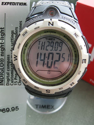 часы Timex Expedition Adventure