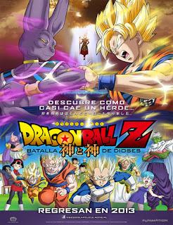 Ver pelicula Dragon Ball Z: Batalla de dioses (2013) gratis