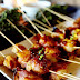 Grilled Rolled Pork with Shrimps and Pineapple (Thịt Cuộn Tôm Dứa Nướng)