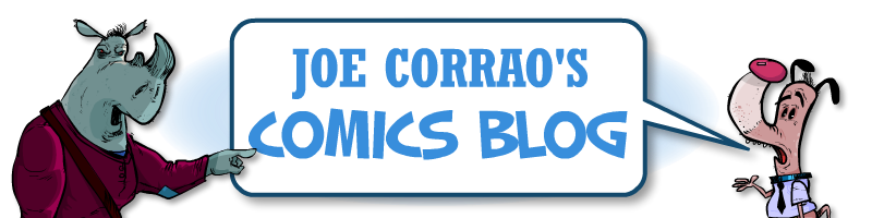 Joe Corrao Comics
