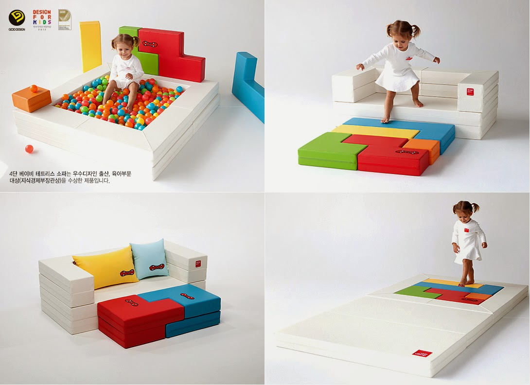 4LAYER BABY BLOCK SOFA SERIES
