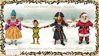 Vánoční přání - animované