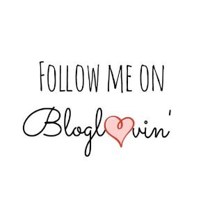 ♥ Bloglovin ♥