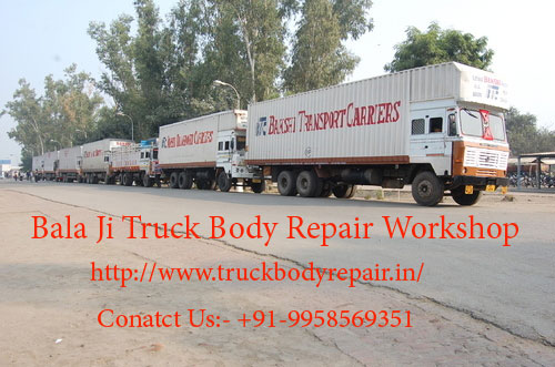 Two Wheeler Carrier Vehicle Bodies