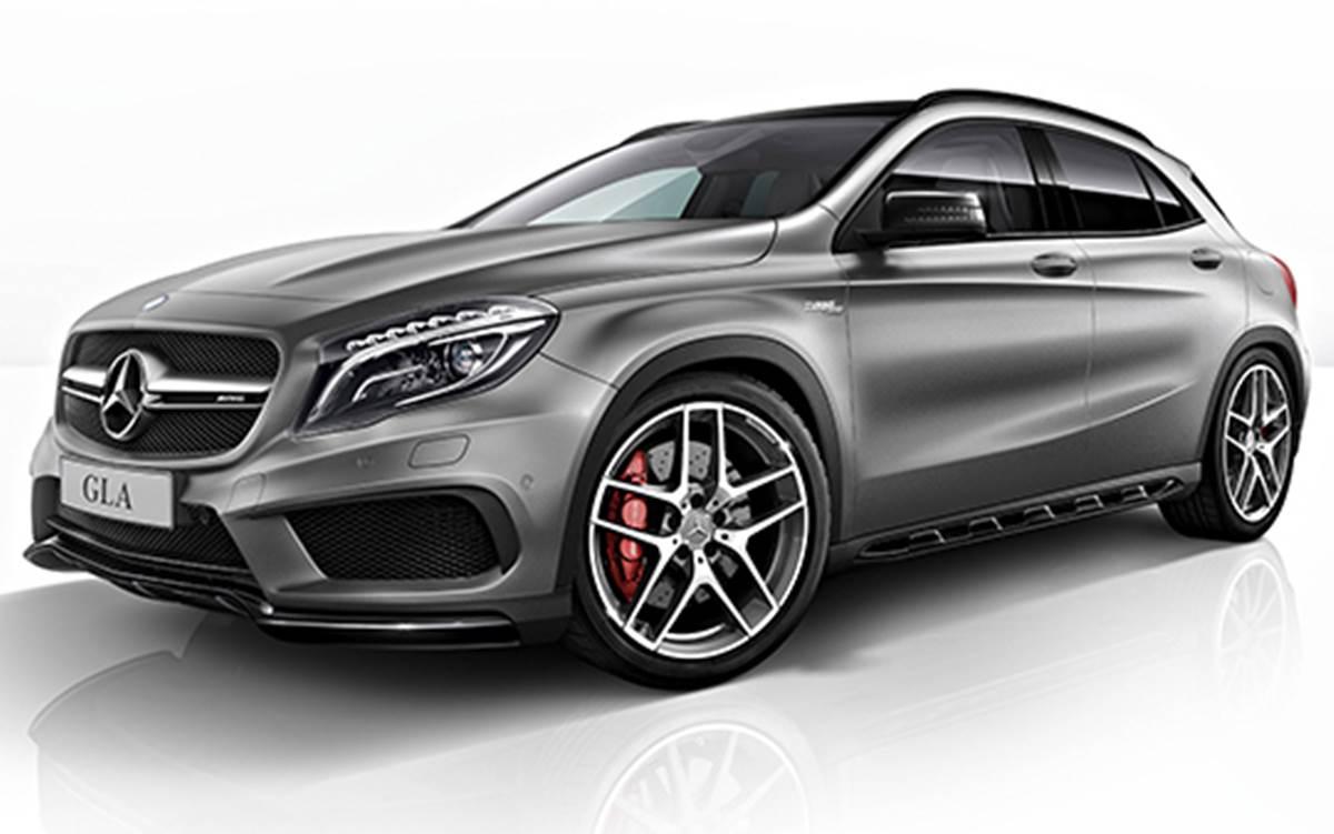 Mercedes GLA 45 AMG - R$ 289.900 reais