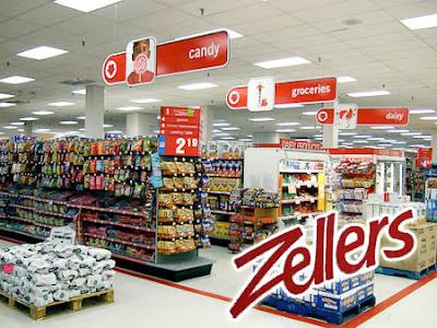 Zellers Store's Closing Sale