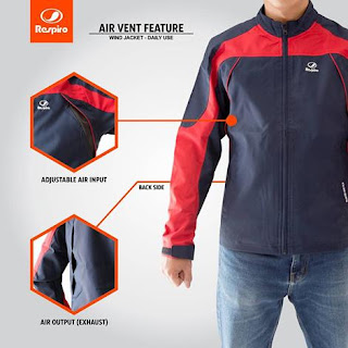 Respiro air vent system