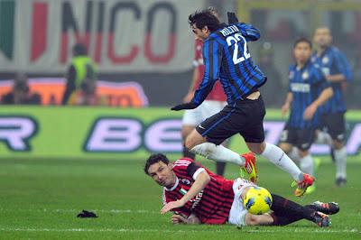 AC Milan 0 - 1 Inter Milan (3)