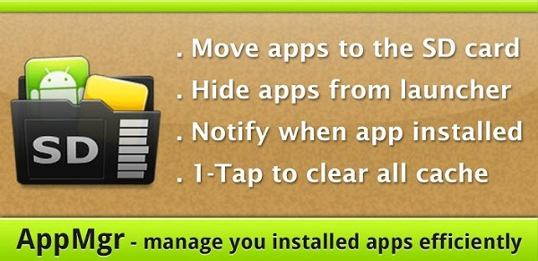 Easily move apps to SD card, move apps from internal memory to external memmory